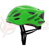 Casca bicicleta Abus S-Cension neon green