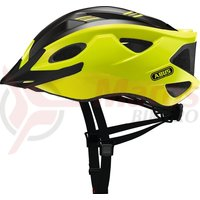 Casca bicicleta Abus S-Cension race green