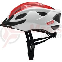 Casca bicicleta Abus S-Cension race red
