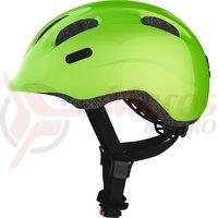Casca bicicleta Abus Smiley 2.0 sparkling green