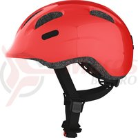 Casca bicicleta Abus Smiley 2.0 sparkling red