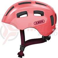 Casca bicicleta ABUS YOUN-I 2.0 livin coral
