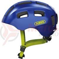 Casca bicicleta ABUS YOUN-I 2.0 sparkling blue