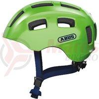 Casca bicicleta ABUS YOUN-I 2.0 sparkling green