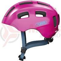 Casca bicicleta ABUS YOUN-I 2.0 sparkling pink