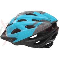 Casca bicicleta Blaze 018 albastru