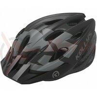Casca bicicleta Blaze 018 negru matt