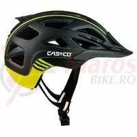 Casca Bicicleta Casco Activ 2 Negru-Galben