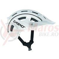 Casca bicicleta Casco MTB.E alba