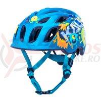 Casca bicicleta Kali Chakra child monsters blue