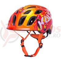 Casca bicicleta Kali Chakra Child Monsters orange
