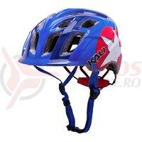 Casca bicicleta Kali Chakra Child Star Blue 2020
