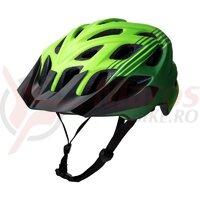 Casca bicicleta Kali Chakra Plus Graphene Matte Green 2020