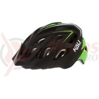 Casca bicicleta Kali Chakra Plus Matte Black 2020