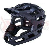 Casca bicicleta Kali Invader 2.0 solid black 2021