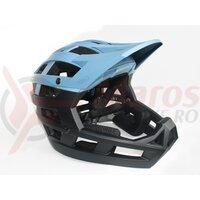 Casca bicicleta Kali Invader 2.0 solid thunder blue 2021