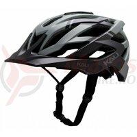 Casca bicicleta Kali Lunati Matte Grey 2020
