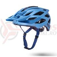 Casca bicicleta Kali Lunati solid matte thunder blue / navy