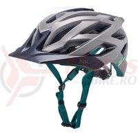 Casca bicicleta Kali Lunati Sync-Matte Gray Teal 2020