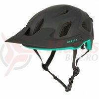 Casca bicicleta Oakley DRT5 Mips black celeste