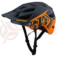 Casca Bicicleta Troy Lee Designs A1 Mips Classic Black / Red 2021