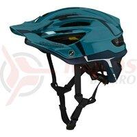 Casca Bicicleta Troy Lee Designs A2 Mips Sliver Marine
