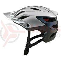 Casca Bicicleta Troy Lee Designs A3 Mips Uno Silver 2021
