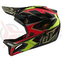 Casca Bicicleta Troy Lee Designs  Stage Mips Ropo Pink/Yellow 2020