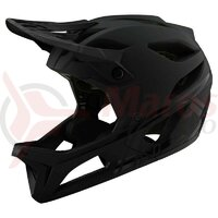 Casca bicicleta Troy Lee Designs stage MIPS stealth midnight 2021