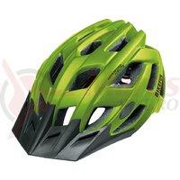 Casca Bike Fun Adventure verde