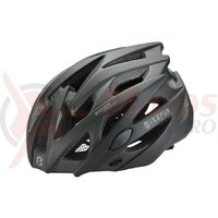 Casca Bike Fun Edge negru/carbon