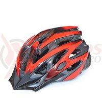 Casca Bikeforce Arrow 2 Out-Mold red/carbon