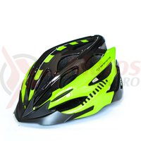 Casca Bikeforce Prestige In-Mold green/black