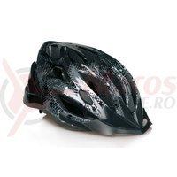 Casca Bikefun Shelter negru/gri