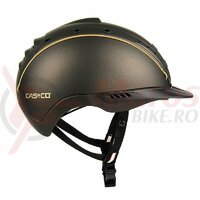 Casca Casco Mistrall 2 Dark Brown