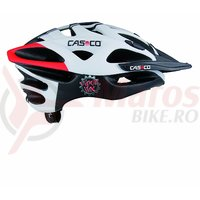 Casca Casco Viper MX alb/negru