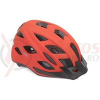 Casca Ciclism AUTHOR  Pulse LED  X8 Rosu Neon