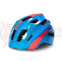 Casca ciclism Cube Helmet Fink albastra