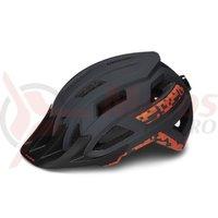 Casca ciclism Cube Helmet Rook orange