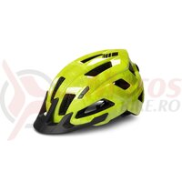 Casca ciclism Cube Helmet Steep Glossy citrone
