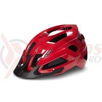 Casca ciclism Cube Helmet Steep Glossy rosie