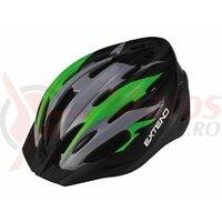 Casca Ciclism EXTEND ELEMENT Flamy/Verde