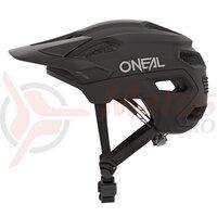 Casca ciclism O'Neal Trailfinder Solid, neagra