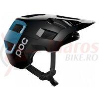 Casca ciclism POC Kortal SS 2021 Negru/Albastru