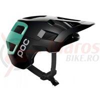 Casca ciclism POC Kortal SS 2021 Negru/Verde