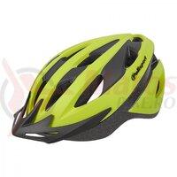 Casca ciclism Polisport Sport Ride, verde-lamaie-neagra