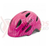 Casca copii Giro Scamp bright pink
