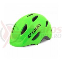 Casca copii Giro Scamp verde lime