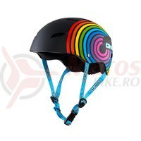 Casca copii O'Neal Dirt Lid Rainbow