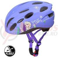 Casca copii Seven In Mold Bike Helmet Frozen 2